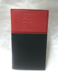 New 2021 Pocket Size Calendar Weekly Personal Planner Diary Free Shipping