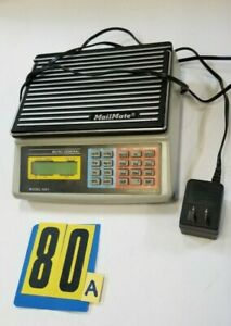 Micro General 1001 Digital Freight Shipping Scale Mailmate Us Mail Ups Fedex
