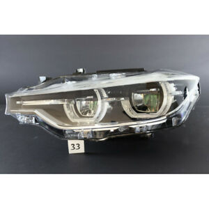 Bmw 3 F30 F31 Genuine Full Led Headlight Head Lamp Hella Left