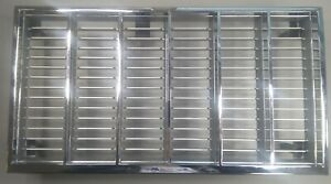 Nos Gm 1979 79 Oldsmobile Olds Cutlass Salon Grill Grille Right Side 561636