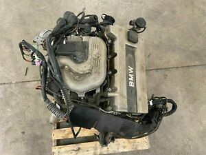 1997 Bmw 318i 1 9l 4 cyl M44 Rwd Complete Automatic Engine Motor Tested 479 Oem