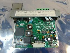 Amci 1531 Resolver Interface Module Missing Front Cover