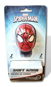 Universal Red Spiderman Shape Gear Shift Knob Shifter For Manual Transmission