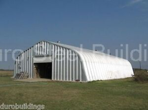 Durospan Steel 20 x38 x12 Metal Building Home Kits Made To Order Factory Direct