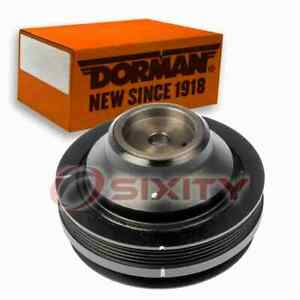 Dorman Engine Harmonic Balancer For 1997 2004 Mitsubishi Montero Sport 3 0l Qf