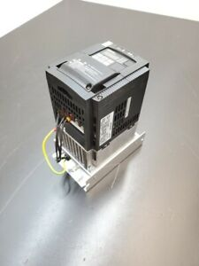 Hitachi Vfd Inverter Drive Wj200 022hf 3 Phase 2 2kw 380 480v In out 6a 3 Hp