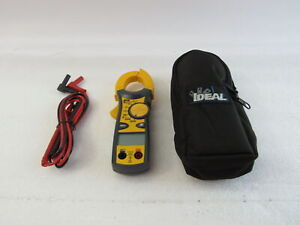 Ideal 61744 600 amp Clamp pro Clamp Meter