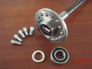 Pair Ford 9 Inch Cut To Length Fit Axle 28 Spline X 30 Or 34 31 Spline Aval