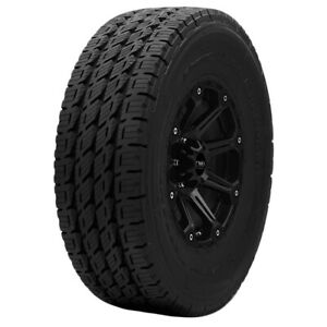 2 Lt285 70r17 Nitto Dura Grappler 126r E 10 Ply Bsw Tires