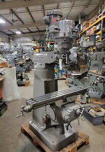 Bridgeport 2hp Variable Speed 42 Inch Table inv 31152