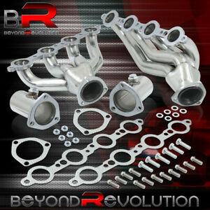 For 1982 2004 Chevy 4 8 6 2l Ls Engine Conversion Swap Stainless Exhaust Headers