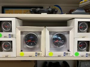 Complete Set Of Ford Racing Gauges By Autometer Speedometer Tachometer Svt