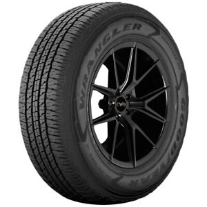 4 235 70r16 Goodyear Wrangler Fortitude Ht 106t Sl 4 Ply Bsw Tires