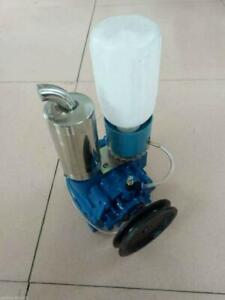 Vacuum Pump For Cow Milking Machine Milker Bucket Tank Barrel