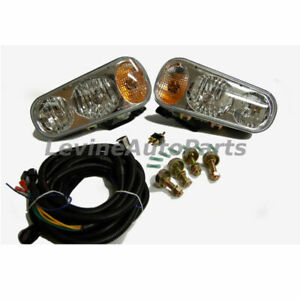 Buyers Products 1311100 Universal Halogen Snow Plow Light Kit Clearance Item