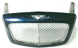 2004 2007 Bentley Continental Gt Gtc Flying Spur Front Grille Oem