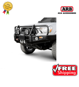 Arb 4x4 Accessories Front Deluxe Bull Bar For Nissan Frontier 2009 2012 3438320
