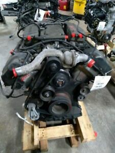 Engine 4 0l With Supercharged Option Vin B 8th Digit Fits 01 03 Xj8 1714442