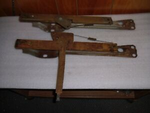 1973 1979 Ford Truck Seat Track Mounting Brackets