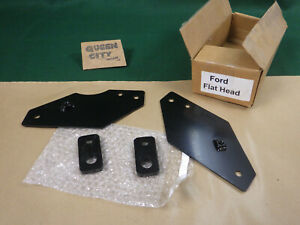 Flathead Ford Engine Run In Test Stand Brackets V8 Larin