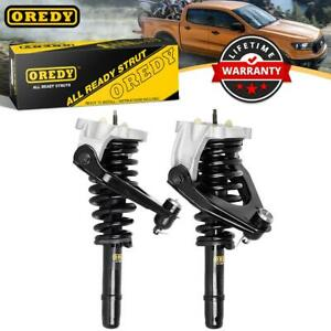For Dodge Stratus 99 06 Front Quick Complete Struts Assembly W Control Arms X2