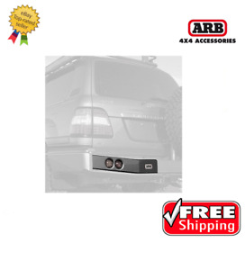 Arb Left Rear Bumper Cover Panel For Toyota Land Cruiser 1990 1997 5700231