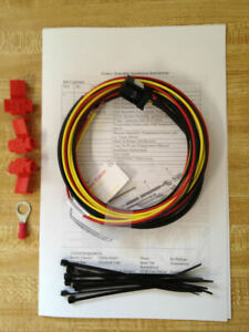 Gentex 687 453 Homelink Homelink Compass Mirror Wiring Harness For 12pin Mirrors
