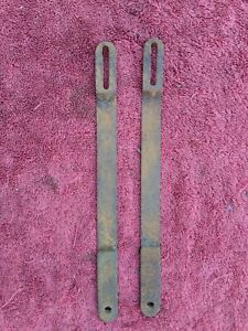 1937 1938 Chevy Gmc Pickup Truck Door Latch Release Rod Bar Chevrolet Rat Rod