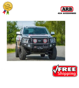 Arb 4x4 Accessories Front Summit Bumper For Toyota Tundra 2014 on 3415020k