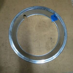 14 Inch Beauty Rings Trim Rings 2 Inches Deep Chevy