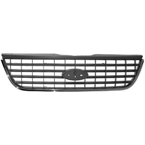 Chrome Grill Assembly For 2002 2005 Ford Explorer Grille Fo1200396