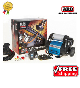 Arb 4x4 Accessories High Output On Board 12v Air Compressor Ckma12
