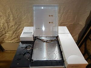 Agilent 7890a Gc Gas Chromatograph System 1 Cool On Column Includes Computer