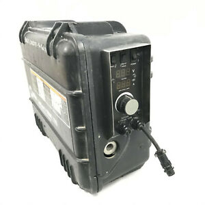 Miller Suitcase X treme 12vs Wire Feeder Flux Core Mig Welder Digital Display