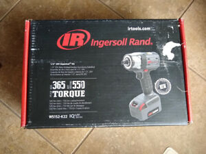 Ingersoll Rand W5152 K22 20 Volt 1 2 Cordless Impact Wrench