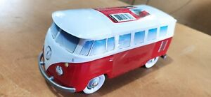 Vw Bus Tin Toy Vintage Made In France