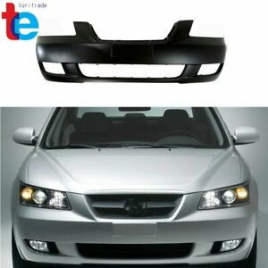 New Front Bumper Cover For 2006 2008 Hyundai Sonata With Fog Lamp Holes