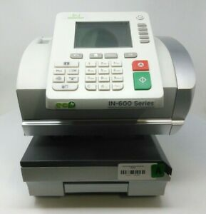 Neopost In 600 Base A0012671 Digital Mailing Machine W Power Cable