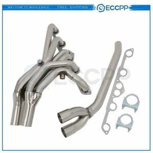 Exhaust Headers Fits 77 83 Datsun 280z 280zx 2 8l Non Turbo Mid Length Manifold