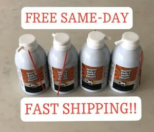 Bg Throttle Body Intake Cleaner 2 Can s Combo Pn 4068 5oz New Fast Shipping