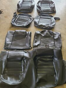 2008 Mustang Shelby Leather Upholstery Oem