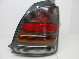 Jdm Toyota Ep91 Starlet Glanza Tail Lights Right Side 81550 10360