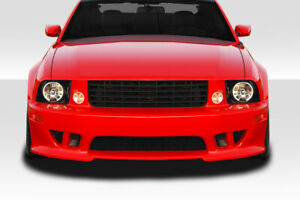 For 05 09 Ford Mustang Duraflex Colt Front Bumper 115265