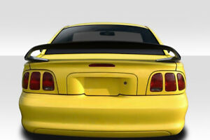 For 94 98 Ford Mustang Duraflex Gt350 Look Rear Wing Spoiler 2pc 115417
