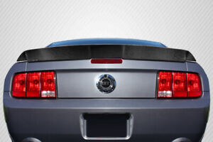 For 05 09 Ford Mustang Carbon Fiber Mpx Rear Wing Spoiler 115832