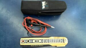 Ideal Vol con Elite Voltage Tester Model 61 092