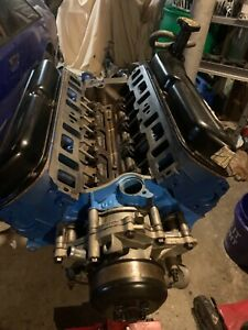 Ford 302 Long Block Crate Engine 325 Hp