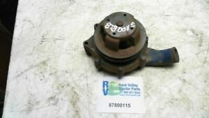 Ford Water Pump Assy 87800115