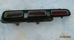 1970 Dodge Coronet Rt 500 Rear Right Rh Tail Light Lamp Assembly Original Oem