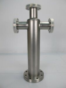 Unbranded Vacuum Reducer Cross Fitting Iso f 4 5 To 2 75